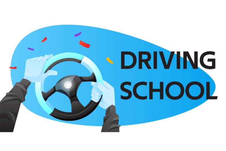 Read more about the article Website Development for Driving School