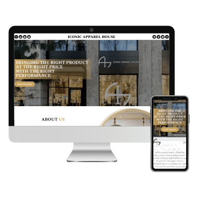 Read more about the article ICONIC APPAREL HOUSE – CASE STUDY