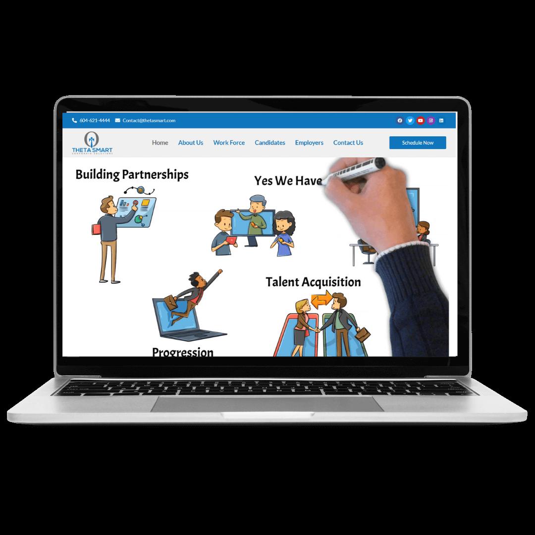 theta smart website